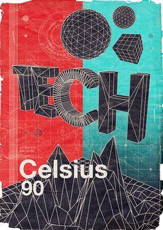 Celsius 90 - Giampaolo Miraglia | Graphic Design & Illustration