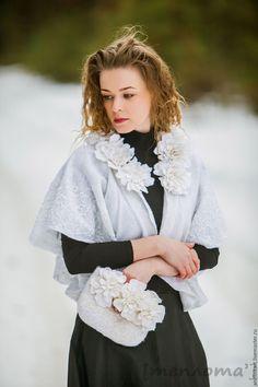 """Купить Сумочка клатч для невесты """"Белые пионы"""" - свадебная сумочка, сумочка клатч"""