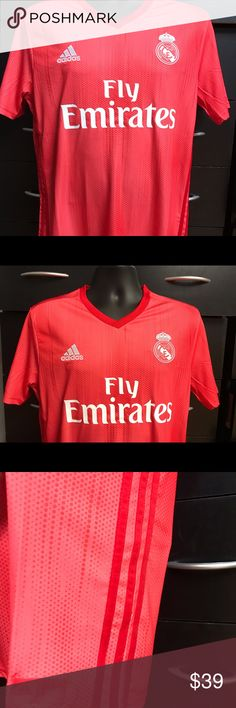 Jersey Real Madrid 18 19 New Real Madrid jersey 18 19 adidas Shirts 82aa4d92c07b6