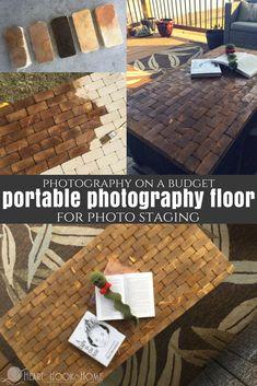 DIY: Portable Photography Floor for Photo Staging http://hearthookhome.com/diy-portable-photography-floor-photo-staging/?utm_campaign=coschedule&utm_source=pinterest&utm_medium=Ashlea%20K%20-%20Heart%2C%20Hook%2C%20Home&utm_content=DIY%3A%20Portable%20Photography%20Floor%20for%20Photo%20Staging