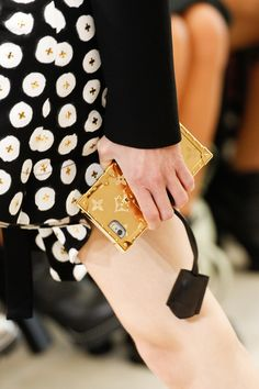 dc051aa3b120 Selby Drummond Picks Her Favorite Accessories From Paris Fashion Week. the  iphone ...
