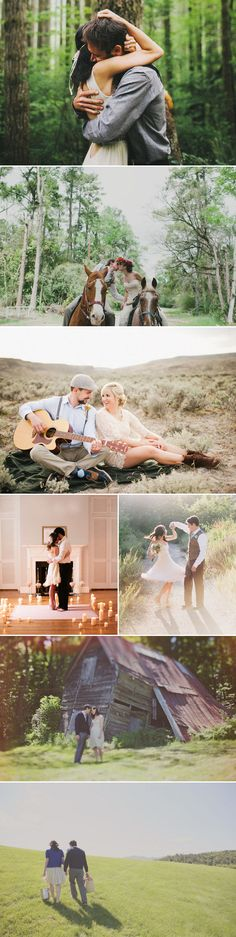 22 Sweet Elopement Scenes