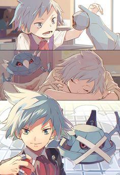Pokemon Ships, All Pokemon, Pokemon Steven Stone, Pixel Animation, Catch Em All, Pikachu, Anime Art, Kawaii, Cartoon