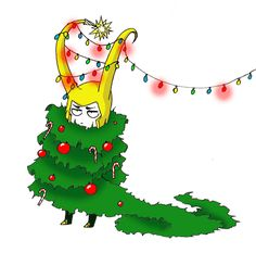 We wish you a merry Loki!