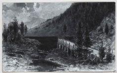 Die Kronprinz-Rudolf-Klause im Czeremostal (Bukowina)