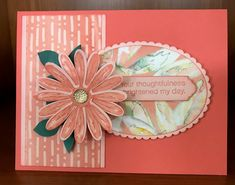 Stamps, Paper, Ink Create!: 3 Card Class Card 3 Scrapbook Cards, Scrapbooking, Stamping Up Cards, Card Patterns, Fall Cards, Card Sketches, Sympathy Cards, Paper Cards, Flower Cards