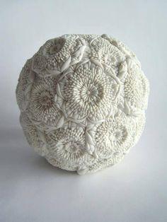 Керамические вазы Hitomi Hosono