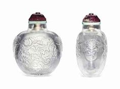 The Ruth and Carl Barron Collection of Fine Chinese Snuff Bottles: Part II | Fine Art Auction | Search Results | Christie's
