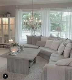 24 Grey Small Living Room Apartment Designs to Look Amazing – Decor Who're – einrichtungsideen wohnzimmer Small Apartment Living, Small Living Rooms, Living Room Grey, Home Living Room, Living Room Designs, Modern Living, Grey Room, Gray Bedroom, Minimalist Living