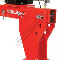 - Swivel Crane - Truck or Ute Flatbed Trailer, Trailer Hitch, Metal Projects, Welding Projects, Lifting Devices, Crane Lift, Gantry Crane, Electric Winch, Garage Workshop