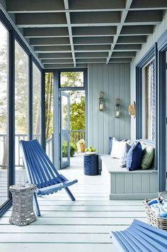 You Can Rent Sarah Richardson's Summer Cottage Beach House Tour, Beach House Decor, Home Decor, Cottage Porch, Beach Cottage Style, Coastal Cottage, Cottage House, Cottage Living, Coastal Living