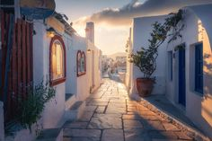 Oia Santorini, Something Beautiful, Early Morning, Greece, Vacation, Adventure, Landscape, World, Places