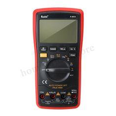Pro 9V 2 in 1 Upgraded KS9033 Intelligent Digital Oscilloscope Multimeter AC//DC