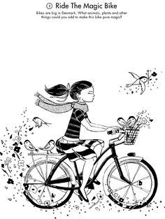 Ride the Magic Bike