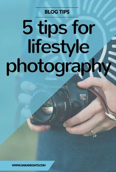 5 Tips for Lifestyle Photography - capture those everyday moments!