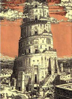 Tomislav Tomić - Tower of Babylon