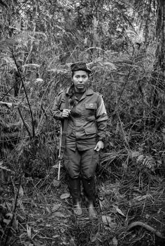 Photographing the Last Days of FARC