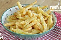 Çıtır Patates – Nefis Yemek Tarifleri
