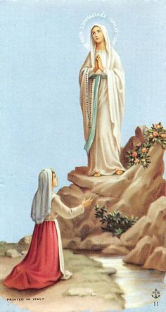 """OLD NICE RARE Holy cards """"H9105"""" holy fatima - $5.17. """"H9105"""" today i offered you old HOLY card , it is from the company as Printed in italy. Super Scarce card to find. Holy Card was printed on high quality paper from circa the time 1990 2.9 X 4.0 inches look in my shop you find as 9000 holy cards Shipping: FREE SHIPPING They are in great shape with the slightest bit of yellowing from age. age-related spots on the card can be.corners may be slightly worn Do you want 371941940894"""