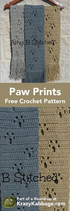 Cat Crazy Free Crochet Patterns – Krazykabbage #crochet #freepattern #cat #craft #homemade #homedecor #handmade #pets #kitty