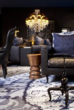 Andaz at Amesterdam. A project by Marcel Wanders. #design, living room ideas, #modernhome, living room project, #interiordesign. See more: http://www.covetlounge.net/inspirations-ideas/