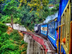 Nilgiri Mountain Railway, Ooty, India