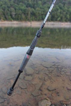 Custom rod building mhx rods winn custom grips fishing for Hammer fishing rods