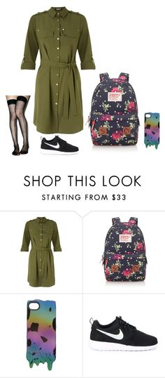 """""""Untitled #1211"""" by sammy-92 ❤ liked on Polyvore featuring Lipsy, Marc by Marc Jacobs, NIKE, Leg Avenue, marcjacobs, marcbymarcjacobs, nike, lipsy and superdry"""