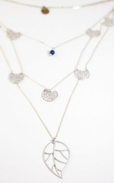 Honey Willow Necklace - Silver. http://store.nightlightinternational.com/product_p/nc052b.htm $48.99. For Freedom's Sake.