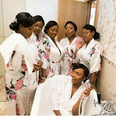 Set of 3 set of 4 Set of 5 Floral Kimono Satin Bridesmaid Robes Wedding Gift Bridal Party Bride Robe Bridal Party Robes, Bridal Gifts, Bridal Shower Pictures, Elegant Wedding Dress, Wedding Dresses, Bridesmaid Robes, Floral Kimono, Wedding Events, Weddings