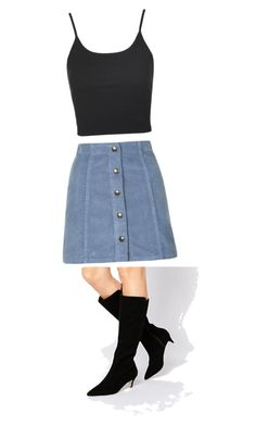"""Untitled #90"" by julia3smith on Polyvore featuring Topshop and ASOS"
