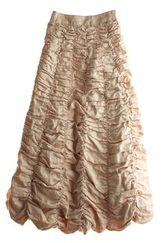 Would totally wear this skirt,