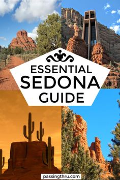 is an must-see destination. Check out our Sedona Guide for ideas on things to see and do! Arizona Road Trip, Arizona Travel, Sedona Arizona, Arizona Usa, Italy Vacation, Italy Travel, Travel Usa, Us Travel Destinations, Places To Travel