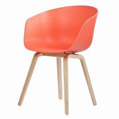 Hay ACC22 About a Chair spisebordsstol. Designet af Hee Welling.