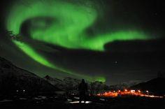 Aurora Storm    Photograph by Rune Stoltz Bertinussen, Scanpix/Reuters