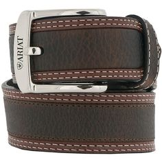 Ariat® Diesel Mens Belt 10004305 | Cavender's Boot City ($45) via Polyvore