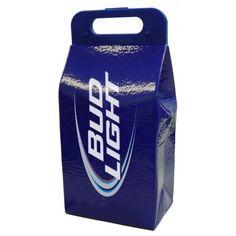 Bud Light Beer Cooler  12 Pack Koolit... want!