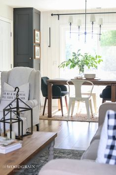 Join me by taking a walk through our home and seeing our summer home tour.