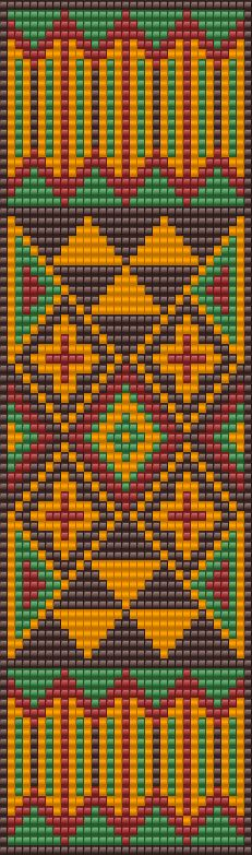 Bead Loom Pattern