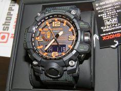 G-Shock Mudmaster GWG-1000MH-1A x Limited Maharishi