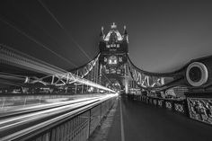 Photo Bridge Lights by Roman The Great Photography on 500px