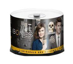 Bones - Intégrale des saisons 1 à 8  | SERIE TV | DVD NEUF