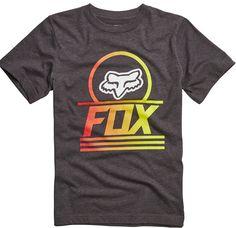 Fox Racing Youth Muscoteh T Shirt -