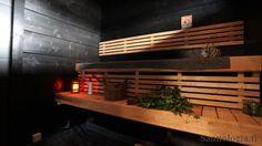 Saunologian opas Asuntomessujen saunoihin #asuntomessut #saunat #2017 #saunaopas Bath Caddy
