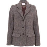 Tweed Hacking Jacket