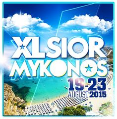 Mykonos Accommodation Center sponsors for the year the very successful international gay leisure festival on Mykonos in August Days In August, Mykonos Island, Gay, Villa, Artwork, Work Of Art, Auguste Rodin Artwork, Artworks, Fork