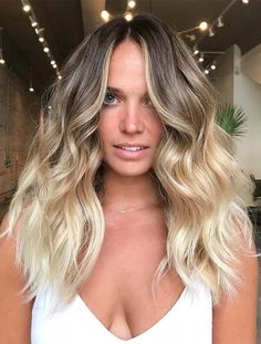 32 Fashionable Beach Blonde Hairstyles to Wear in 2018. Have you ever tried beach blonde hairstyles or hair colors for beach hair looks? If not them we strongly recommend you to see here some of the amazing trends of beach blonde hair styles and haircuts for to wear in 2018. You may explore here the beauty of blonde hair colors for long, medium and curly hairstyles in 2018.