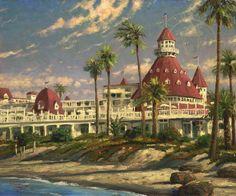 Hotel Del Coronado | The Thomas Kinkade Company