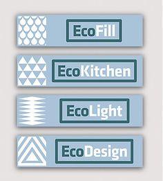 Eco-Denizen brand design