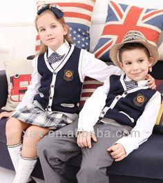 uniformes para niños de preescolar en europa - Buscar con Google